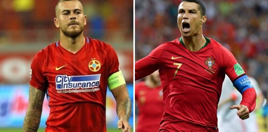 """Alibec a aflat secretul lui Ronaldo: """"El are și noroc că nu fumează…"""""""
