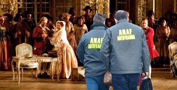 Inspectorii ANAF au descins la Nunta lui Figaro și l-au umplut de amenzi!