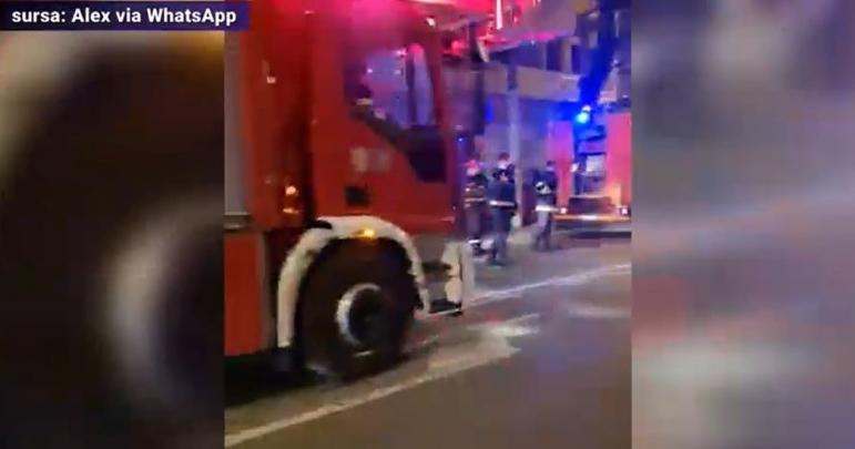 Prostia românească în acțiune: ISU Constanța a trimis autoscarala un incendiu în subsol.Dacăaveau şi saltea, o umflau cu heliu, ca săpluteasca pe cer