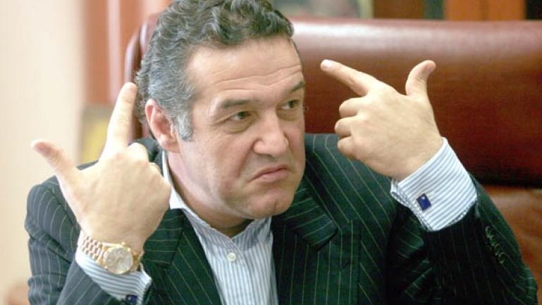 """Becali schimbă numele echipei: """"O să ne numim Foresta, poate așa batem măcar pe Dinamo!"""""""