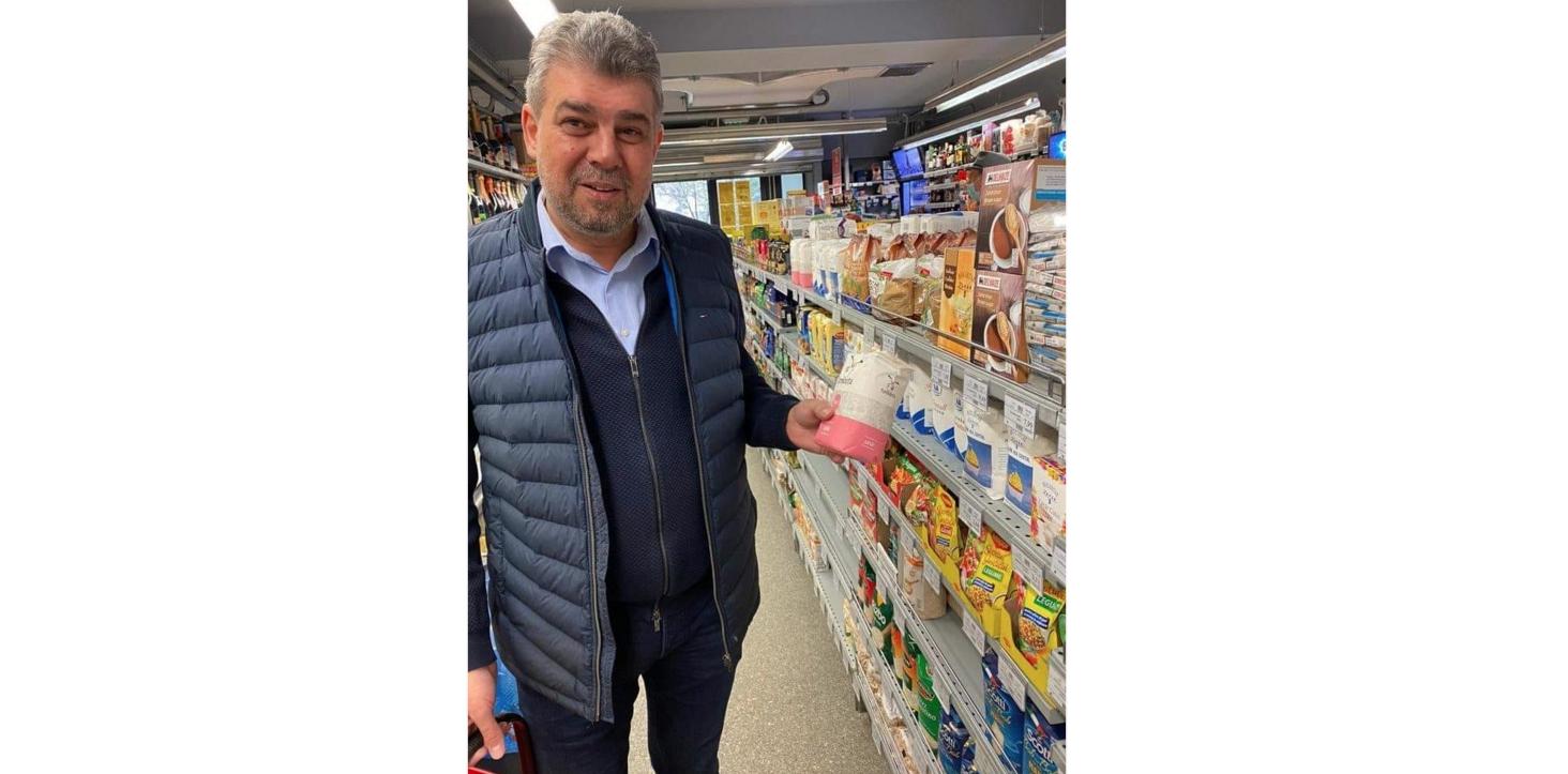 Să te lauzi că tu cumperi doar produse româneşti, într-o vestă Tommy Hilfiger de câteva sute de dolari luatăde la exploatatorii americani - asta înseamnă social-democrația, sărakilor!