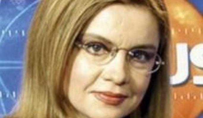 Drum bun, Cristina Țopescu! Sperăm să-ți iasă interviul cu Dumnezeu