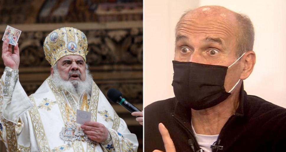 """CTP îi răspunde Patriarhului Daniel: """"Iisus a spus să fim buni, nu proști!"""".Dacă ar veni Iisus în România, nu ar putea să intre în biserică la propria Înviere decât cu lumânări de proveniență BOR.QED"""