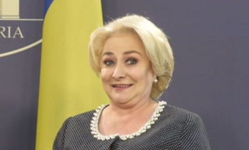 """Veorica: """"Sunt prima femeie prim-ministru a României"""". Fals! Ești prima rumegătoare prim-ministru din lume!"""
