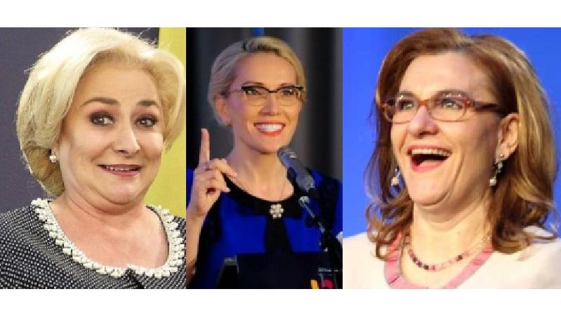 """Veorica şi Grapini râd de Ramona Bruynseels: """"Iete una mai proastă ca noi! Nici nu ştie că NATO e în Rusia"""""""