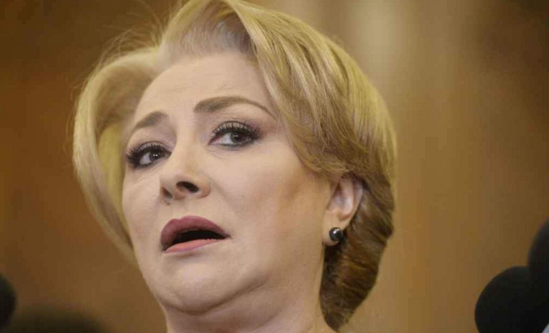 Mrs. Dancilă, if you couldn't read this, your phone is smarter than you!