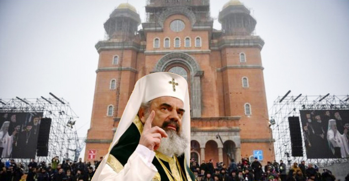 Și România ia măsuri împotriva coronavirusului:în 6 zile, mai facem o catedrală!