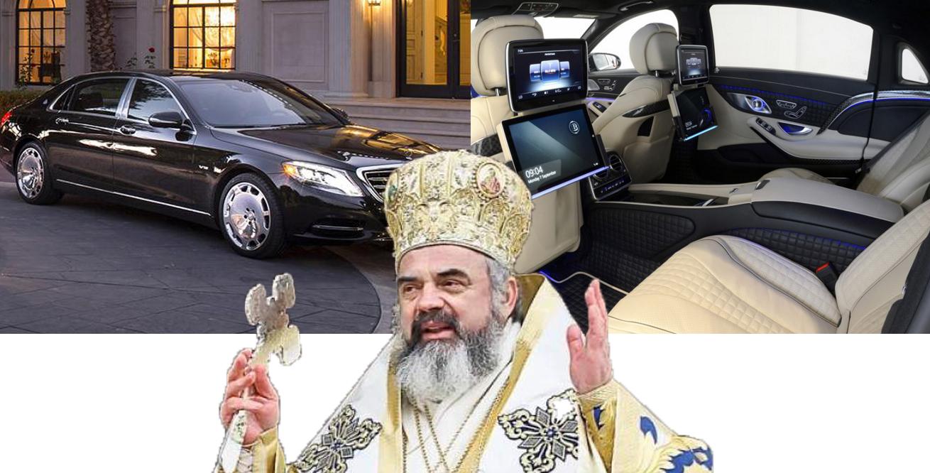 Mercedesul Mântuirii Neamului