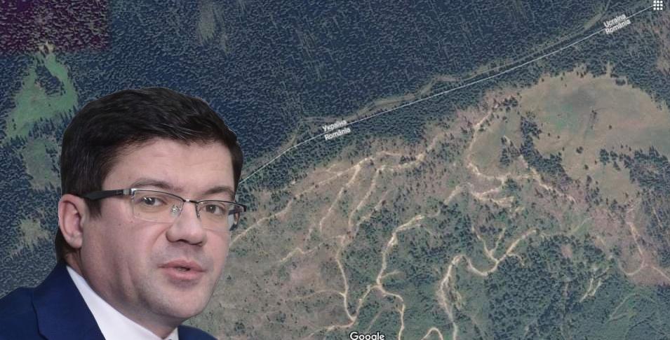 Tembelul mileniului: ministrul Mediului, care susține că defrişările nu există!