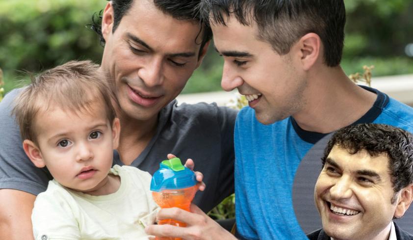 Nu e bine ca un copil să aibă 2 tați. Dar e creștinește ca 9 copii din 5 mame să aibă un singur tată: pe Borcea!