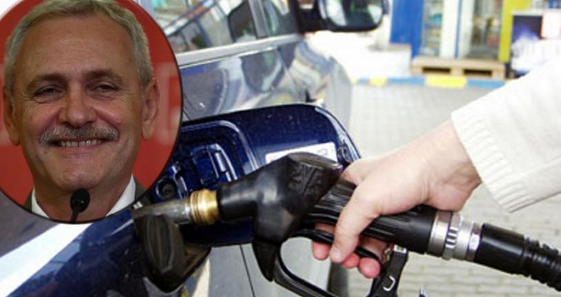 România merită mai mult:6,21 lei litrul de motorină!
