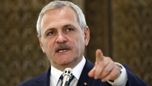 """Dragnea: """"Dacă Iohannis nu o demite pe Kovesi, următoarea ședință de partid o facem în Madagascar!"""""""