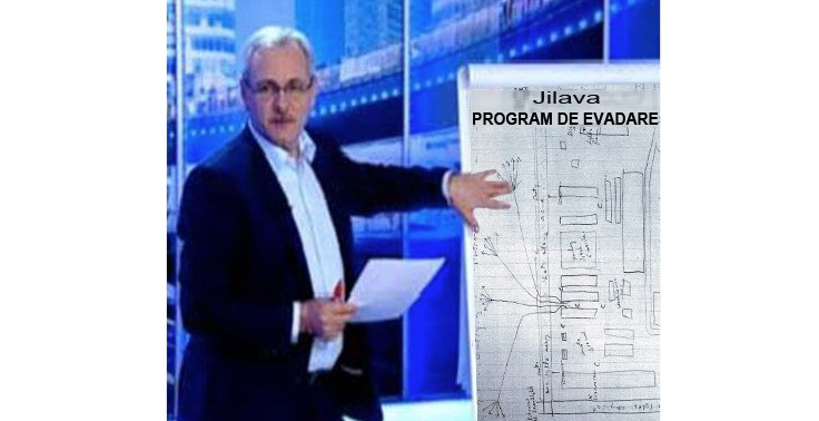 Pentru că faza cu Programul de guvernare nu mai ține, Dragnea prezintă Programul de evadare al PSD!
