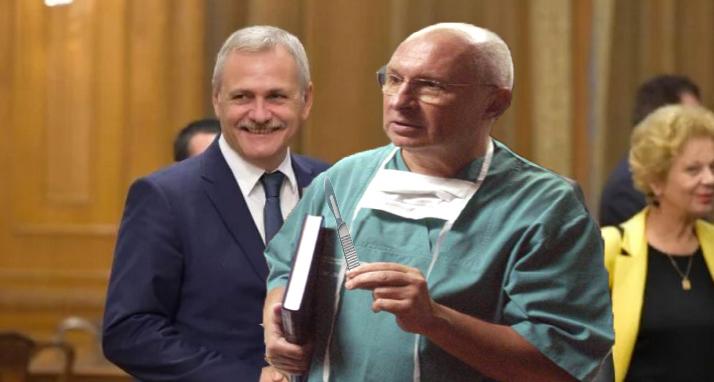 Mare atenție: Doctorul Lucan a fost angajat de PSD să opereze buzunarele românilor!