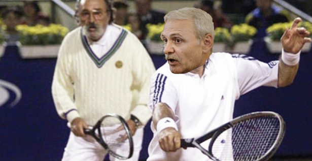Dragnea va fura la dublu cu Ion Țiriac!