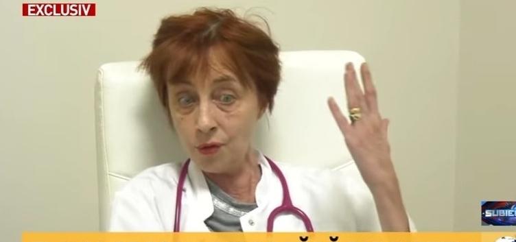 Flavia Groșan a publicat propria schemăde tratament anti-Covid: Șoșochină, Danpuricină, Danbittmicină…
