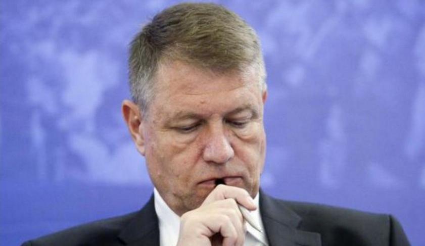 Herr Iohannis, cam e timpul săieși din hibernare și săfaci ceva dacă mai vrei votul meu!