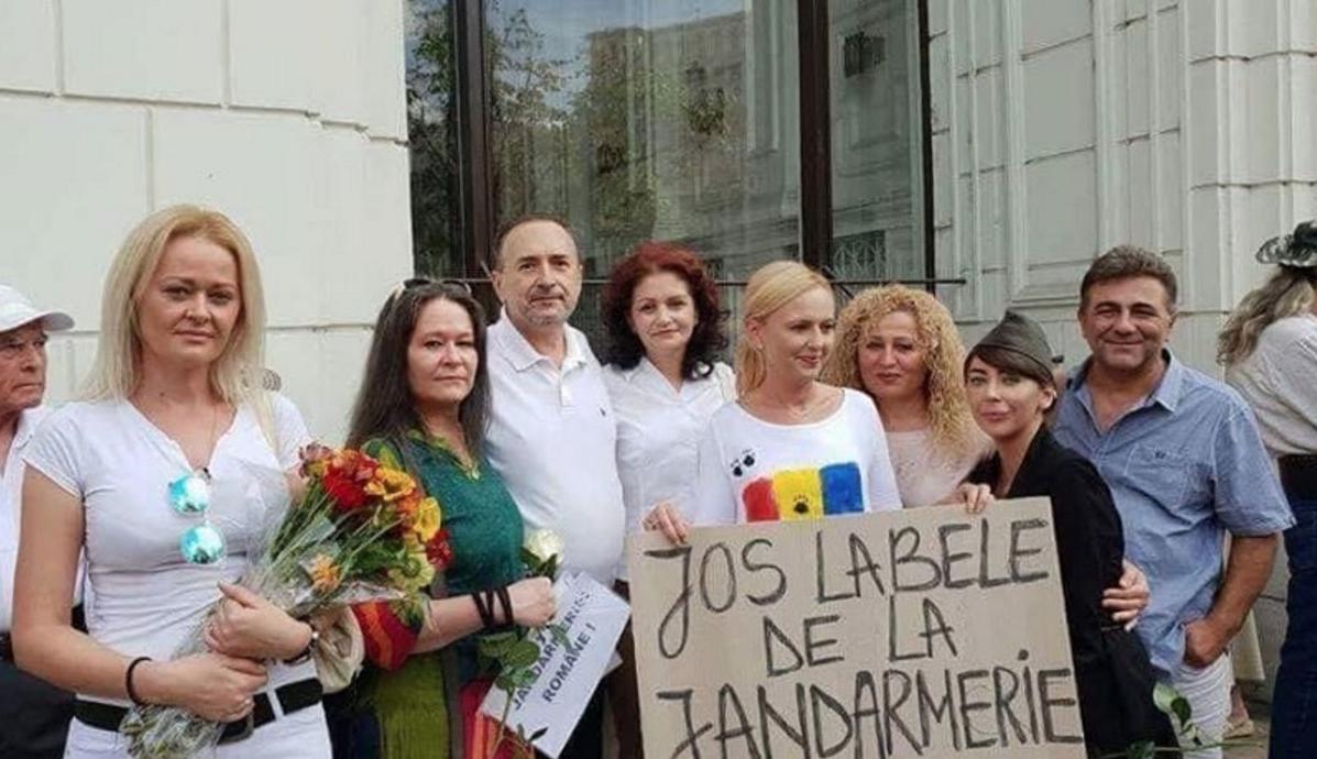 Remember 2018: Jos labele de la guvernare și de la jandarmerie!