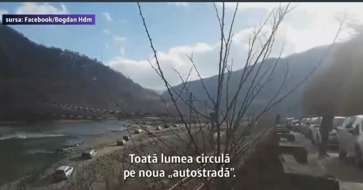 """Râul Olt a fost declarat oficial """"autostradă"""". Dragneo, când tăiați panglica?"""