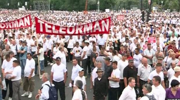 S-a aflat contra cui au protestat PSD-iștii: contra cost!