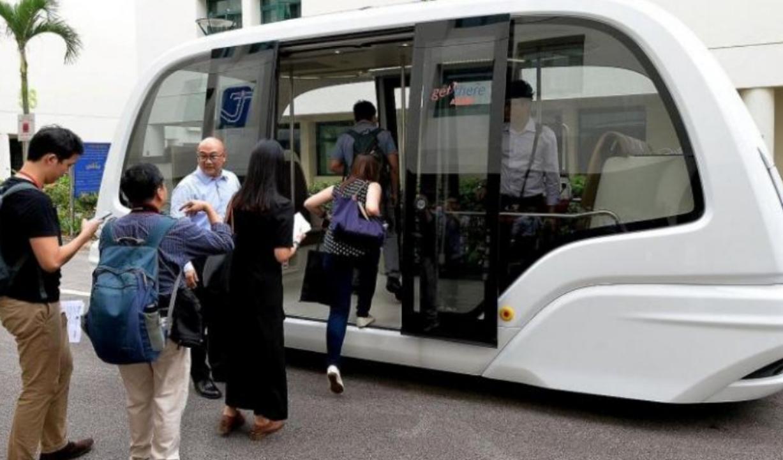 La Cluj vor fi introduse autobuze fără șofer. Păi și cine o să mai pună muzică populară?