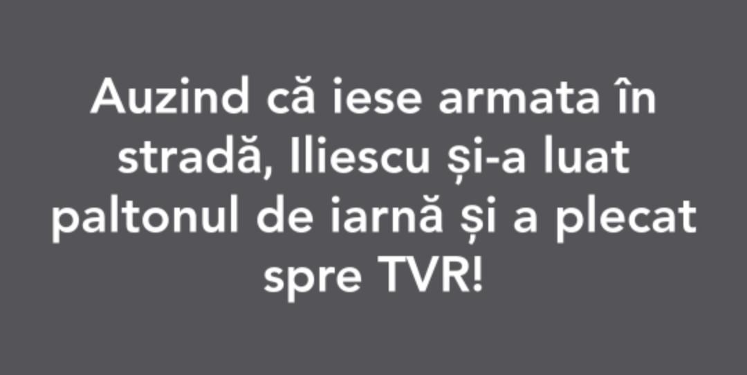 #a-înviat-iliescu!