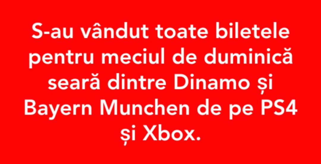 #doar-dinamo