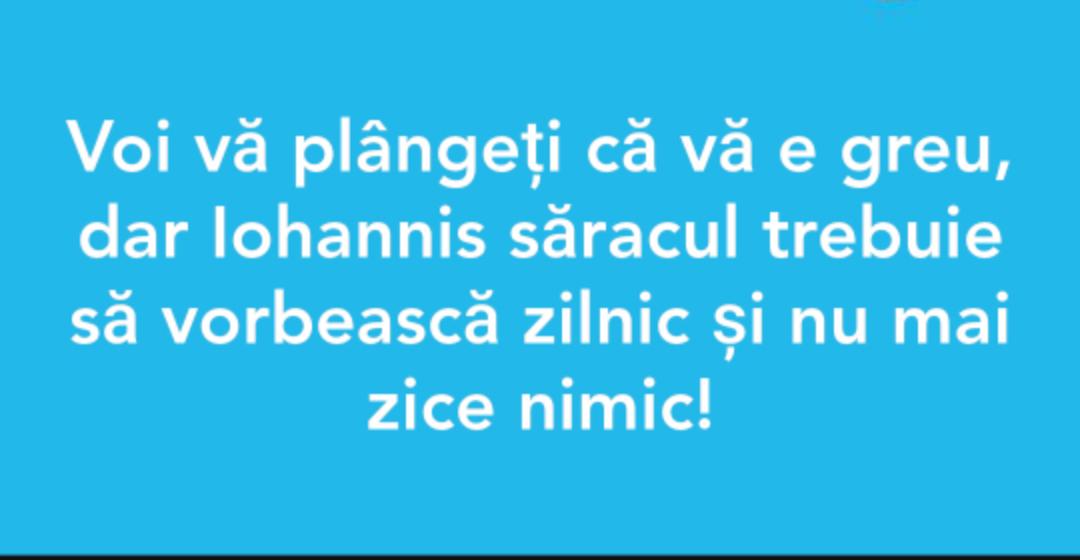 #salvați-l pe Iohannis!