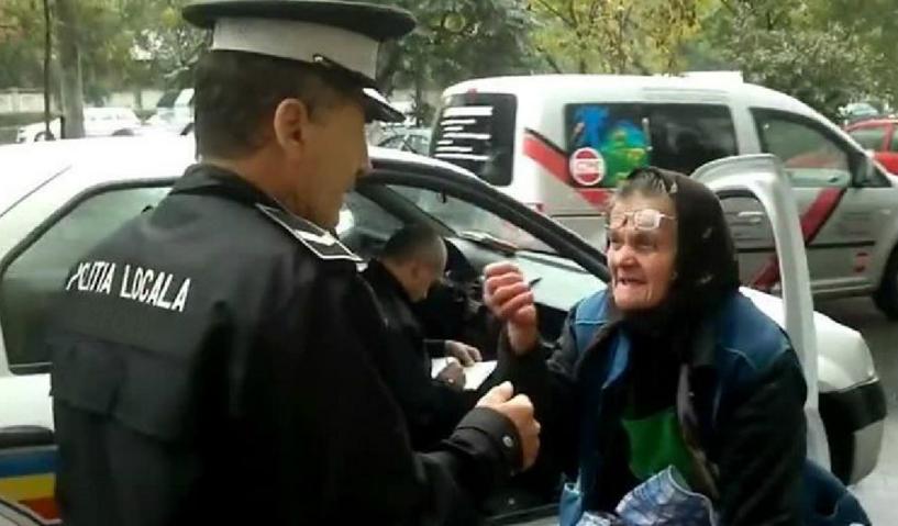 """Poliția le avertizează pe bătrânelele evazioniste: """"Leușteanul dă dependență! După aia treci la mai grele, la zarzavat"""""""