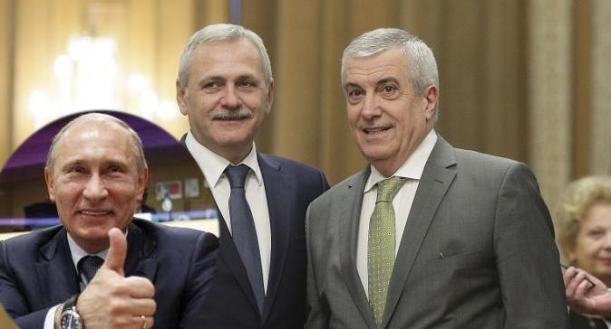 """Putin: """"Felicitări, români, aveți cei mai de kkt conducători! Ați reușit singuri, fără să vă mai ocupăm!"""""""