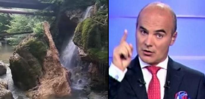 """Rareş Bogdan: """"Voi reface Cascada Bigăr în 30 de zile!"""""""