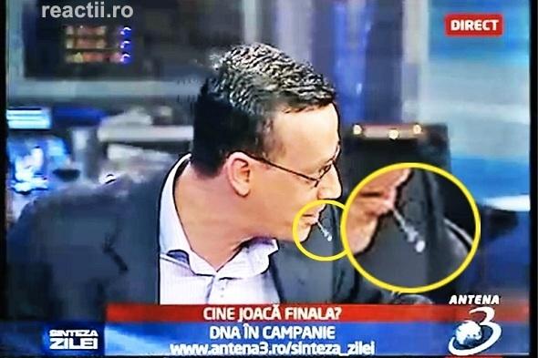 """Victor Ciutacu îl provoacă pe Zglobiu la un concurs de flegme: """"Voi demonstra că e un impostor umflat de presă!"""""""