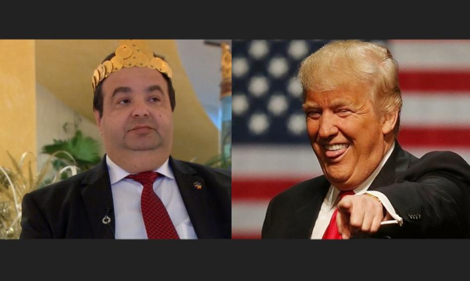 """Romii vor să construiască ei zidul lui Donald Trump: """"Îi facem și turnulețe, facem America greit ăghein!"""""""