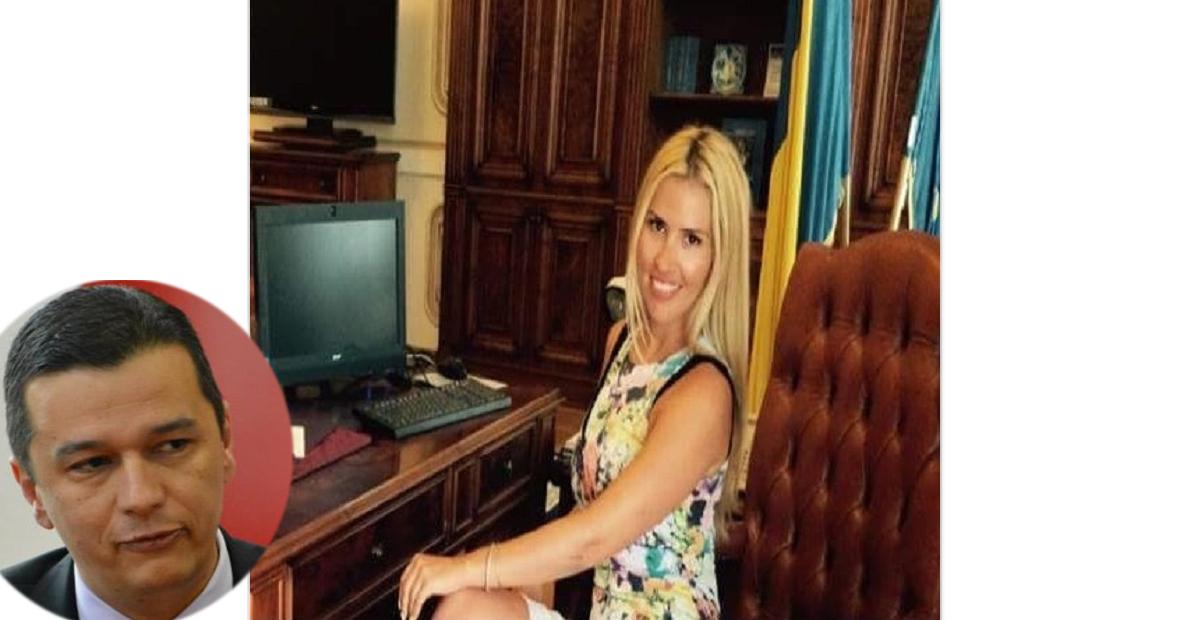 Blonda lui Grindeanu de la Ministerul Turismului a trecut și ea de moțiune. Pă competență (vezi foto)