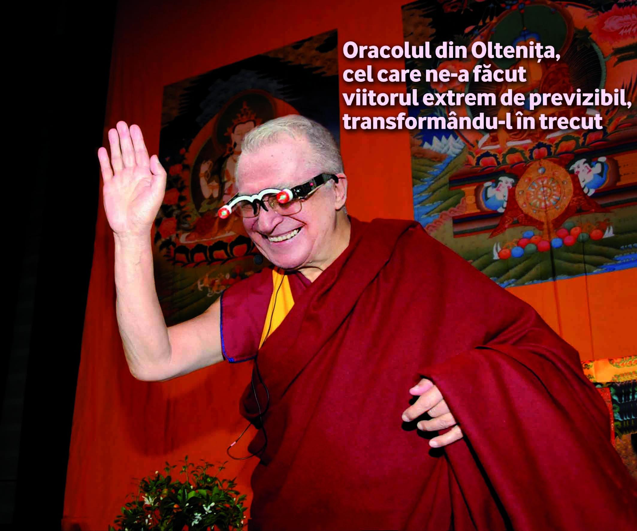 Uluitoarele profeții ale yoghinului Gupta Swami despre România: Va fi nașpa. Rău!