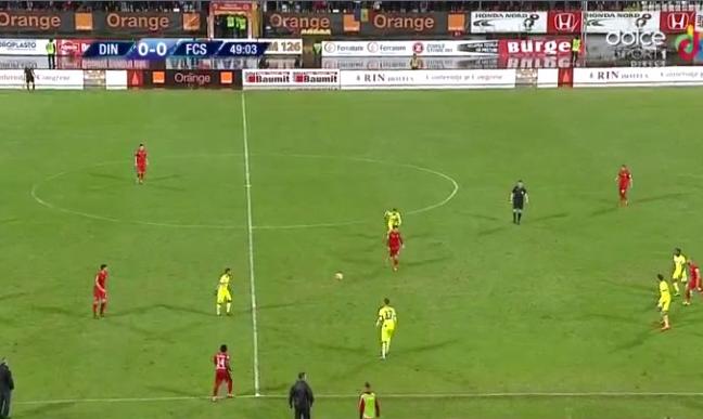 LIVE TEXT Dinamo - Steaua