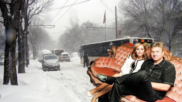 Firea, primarul gospodar: vara deszăpezește și iarna te scapă de țânțar