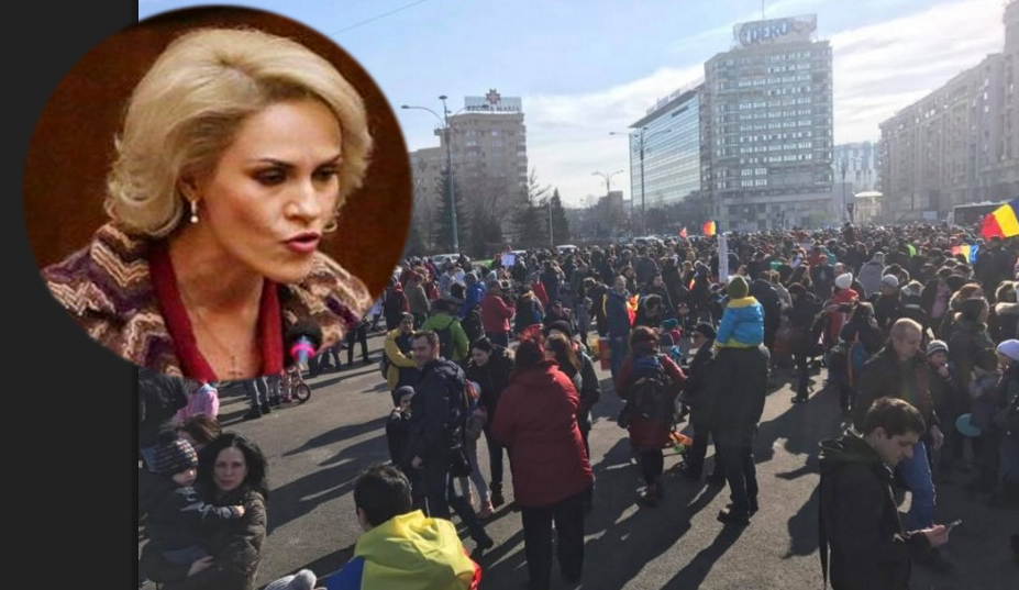 """Firea, reacție la Protestul Copiilor: """"O să fac și eu 20000 de copii și organizăm miting PSD. Pandele, vin!"""""""
