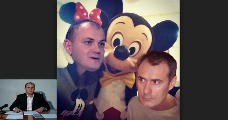 """Sebi Ghiță: """"Am fost cu Coldea la Disneyland să-l vizităm pe Ponta!"""""""