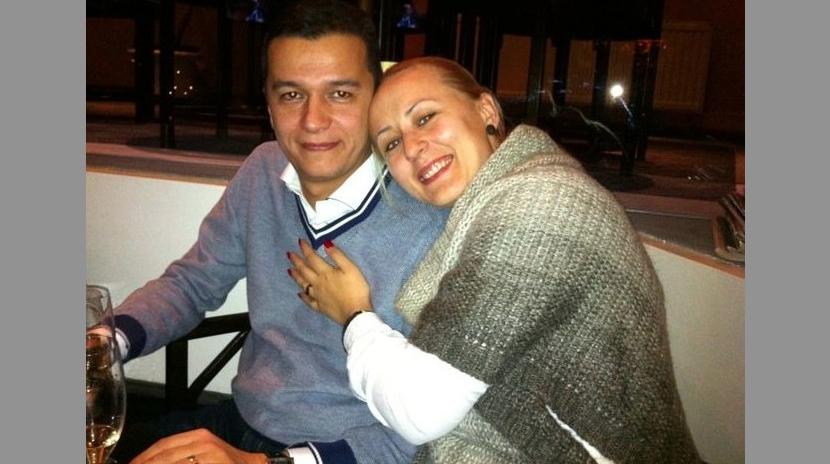 """Soția lui Gindeanu: """"În dormitor e ca la guvern: Sorin se joacă cu pixul până îi zice Dragnea ce să facă"""""""