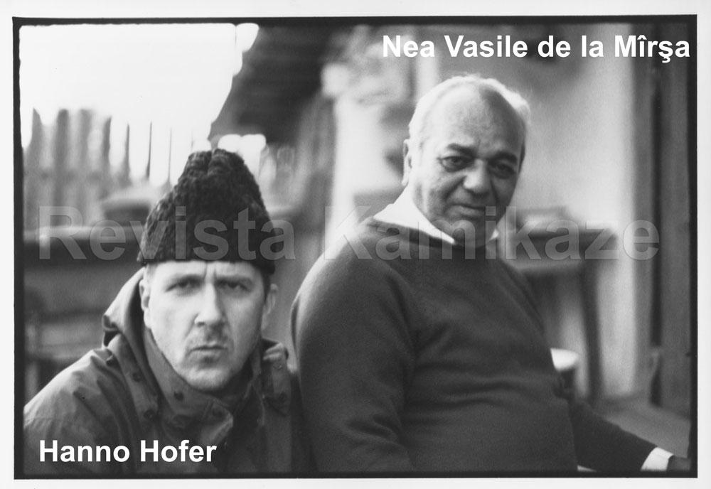 """Hanno Höfer: """"Cînd au deschis Zidul Berlinului, unul își hăcuia Trabant-ul cu toporul"""""""