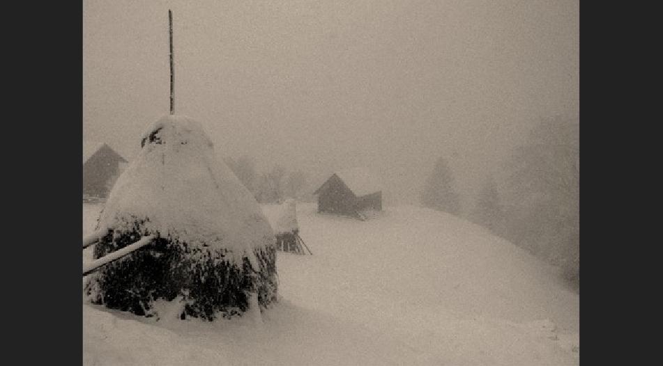 Pe vremea bunicilor noștri, nu erau atâtea vaiete că a nins, că e și ger