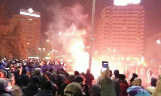 """Ultras dinamovist, supărat pe PSD: """"Ne-a dat doar 30 de lei, că suntem câini!"""""""