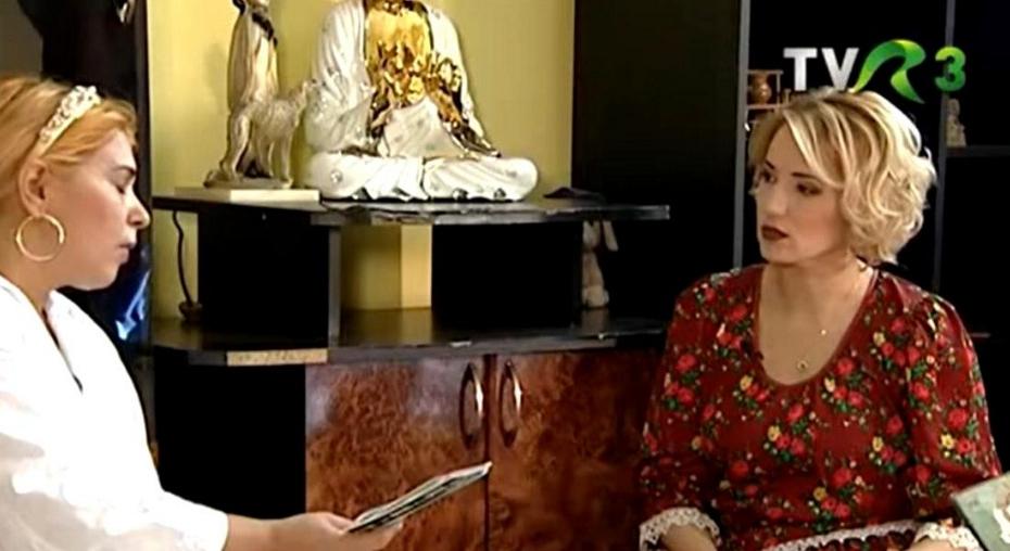Noua şefă a TVR a difuzat un interviu de promovare cu o vrăjitoare! Trebuia pusă şefă direct vrăjitoarea, ca să-lscoată pe argintul viu Cristache de pe post