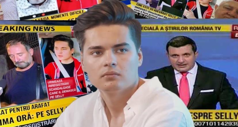 Selly a dat în judecată postul RomâniaTV, ruşinea presei româneşti, şi cere daune de 100.000 de euro. Puțin, atât dă Ghiță chirie la Belgrad