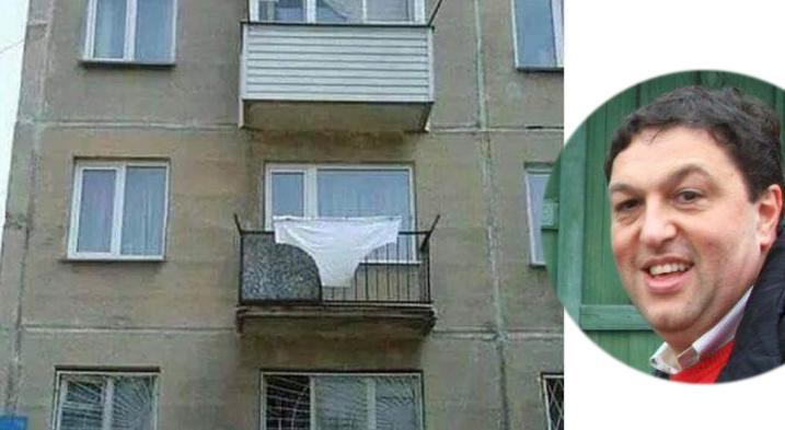 Șerban Nicolae a câștigat concursul Cel mai frumos balcon!