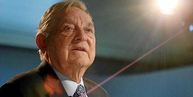 În caz căvăîntrebați unde a dispărut Soros: a fost surprins având asupra sa un nou tip de scanner care trepanează