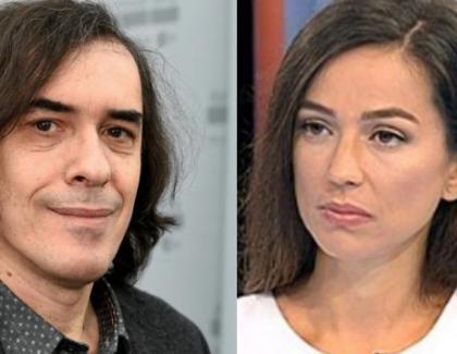 Olivia Steer a vrut să îidea lecții de gramatică lui Mircea Cărtărescu şi a fost trimisă înapoi la şcoală