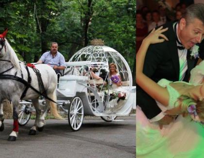 Nunta lui Firea şi Pandele din 2011. 300.000 de euro doar petrecerea de la restaurant. Plicuşor Ban la puşcărie!