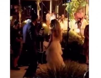 Nunta cu 220 de invitați a verişoarei Simonei Halepa fost oprită de 30 de polițisti fiindcă nu era organizată de Rareş Bogdan!